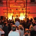 Publikum beim Live-Auftritt von Yes We Play