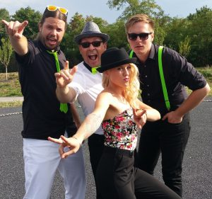 Yes We Play - Coverband und Eventband Header